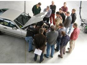 Bosch Automotive Tradition Schulung