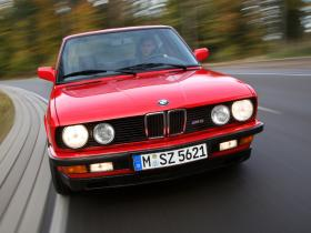 BMW M5 E 28 Nordschleife