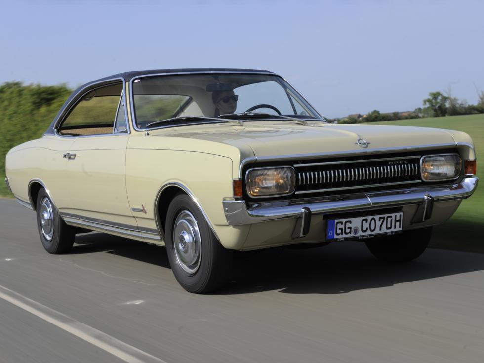 1967 Opel Commodore A